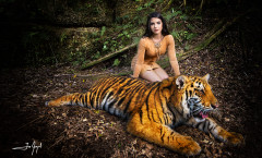 Quince Tiger Photoshoot